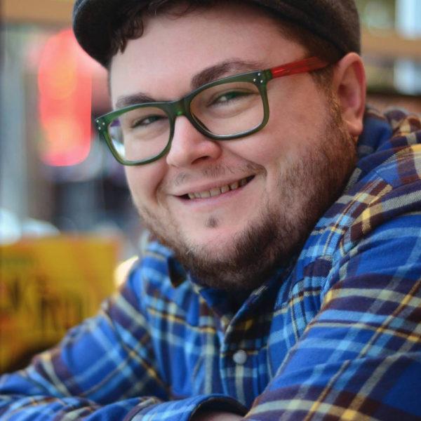 Portrait photo: Matthew                 McGregor