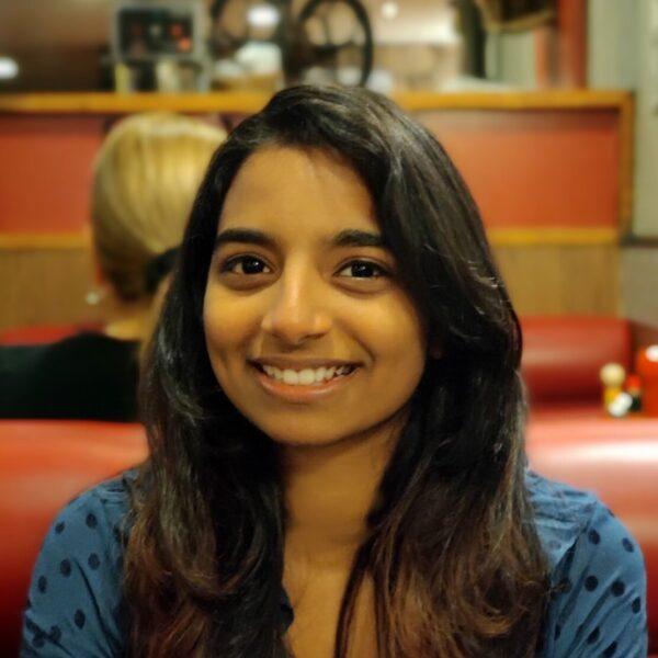 Portrait photo: Niveditha                 Kumaran