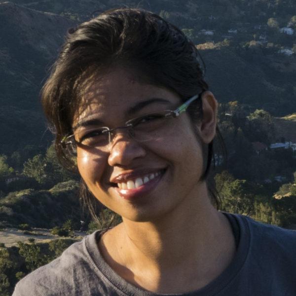 Portrait photo: Rupsha                 Pradhan