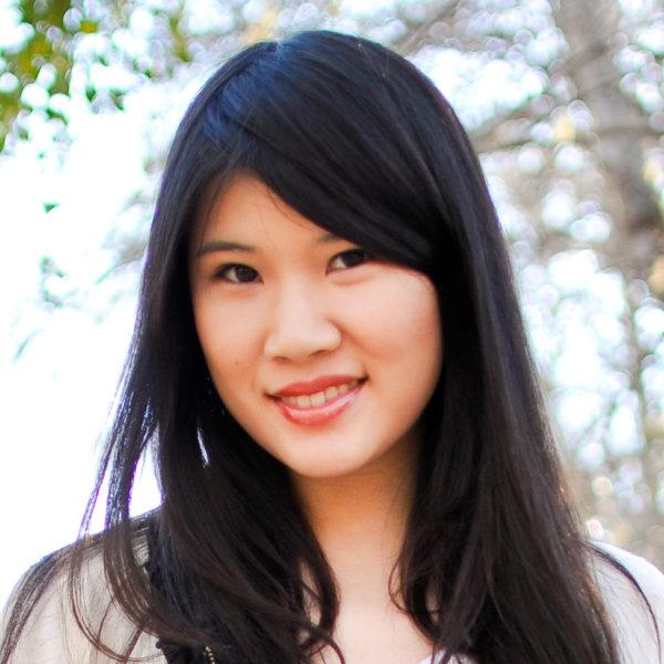 Portrait photo: Sharleen                 Chen