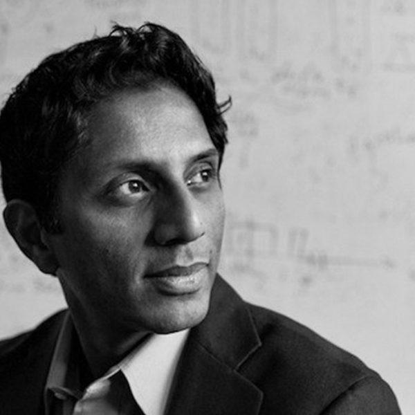 Portrait photo: Shrikanth Narayanan