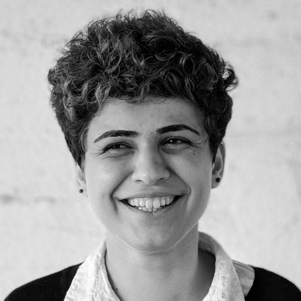 Portrait photo: Viviane                 El Kmati
